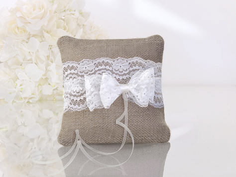 Wedding Ring Bearer Pillows