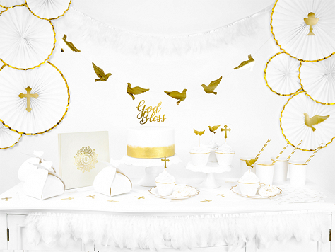 Gold First Holy Communion Collection