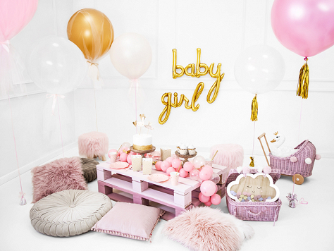Baby Shower Girl Party