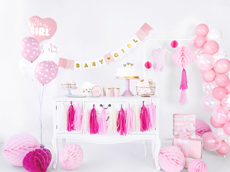 It's a girl Party Collection