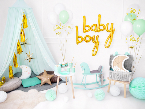Baby Shower Boy Party