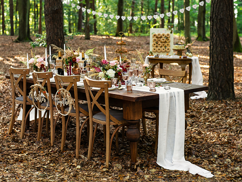 Forest Wedding Collection