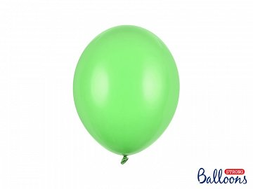 Balony Strong 27cm, Pastel Bright Green (1 op. / 50 szt.)