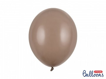 Balony Strong 30cm, Pastel Cappuccino (1 op. / 10 szt.)