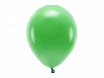 Eco Balloons 30cm pastel, green grass (1 pkt / 10 pc.)