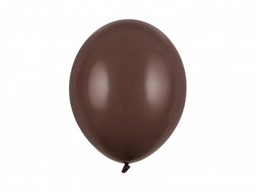 Balony Strong 30cm, Pastel Cocoa Brown (1 op. / 100 szt.)