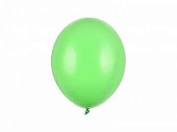 Balony Strong 27cm, Pastel Bright Green (1 op. / 100 szt.)