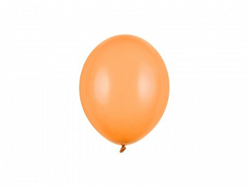 Balony Strong 12cm, Pastel Brt. Orange (1 op. / 100 szt.)