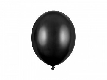 Balony Strong 27cm, Metallic Black (1 op. / 100 szt.)