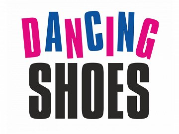 Shoe Stickers Dancing Shoes (1 ctn / 40 pkt) (1 pkt / 2 pc.)