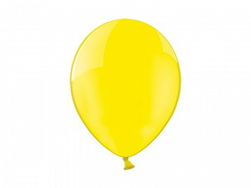 Balony 10'', Crystal Yellow (1 op. / 100 szt.)