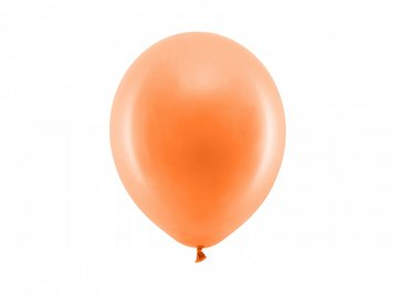 Rainbow Balloons 23cm pastel, orange (1 pkt / 100 pc.)
