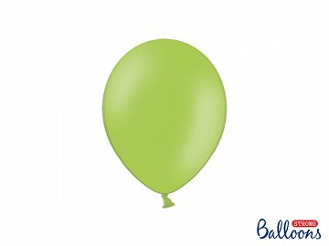 Balony Strong 23cm, Pastel Bright Green (1 op. / 50 szt.)