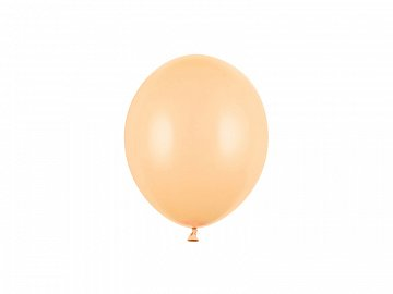 Balony Strong 12cm, Pastel Light Peach  (1 op. / 100 szt.)
