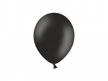 Celebration Balloons 23cm, black (1 pkt / 100 pc.)
