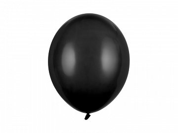 Strong Balloons 30cm, Pastel Black (1 pkt / 100 pc.)