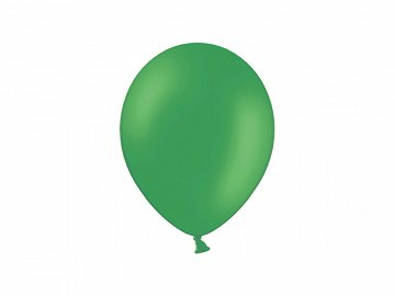 Celebration Balloons 25cm, emerald green (1 pkt / 100 pc.)