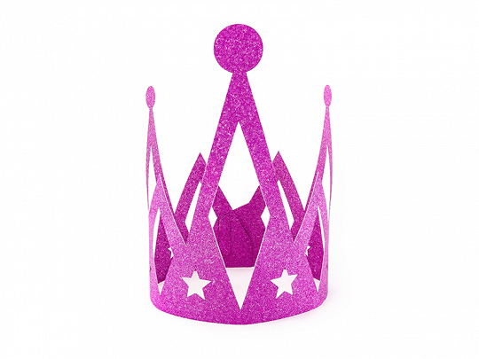 Crown Princess, dark pink