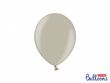 Balony Strong 23cm, Pastel Warm Grey (1 op. / 100 szt.)