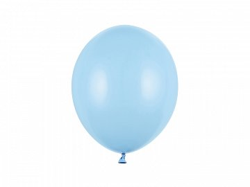Strong Balloons 27cm, Pastel Baby Blue (1 pkt / 100 pc.)