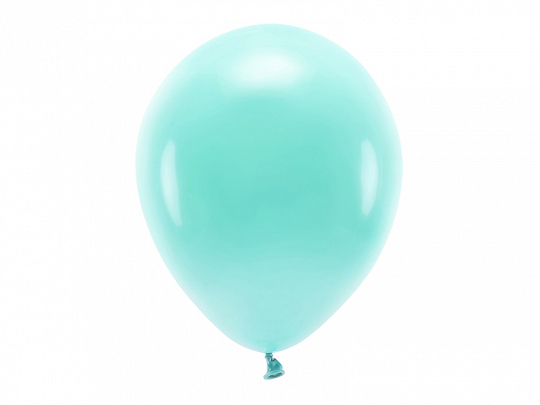 Eco Balloons 30cm pastel, dark mint (1 pkt / 10 pc.)