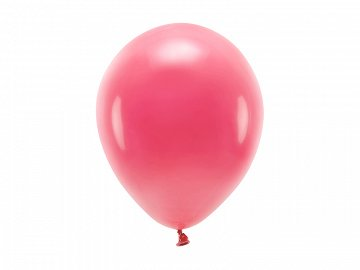 Eco Balloons 26cm pastel, light red (1 pkt / 10 pc.)