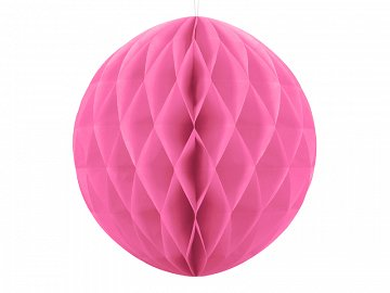 Honeycomb Ball, pink, 20cm