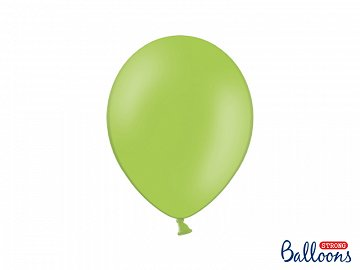 Balony Strong 27cm, Pastel Bright Green (1 op. / 20 szt.)
