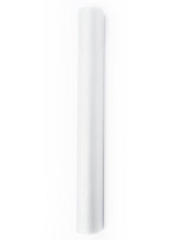 Organza biela 36cm 6ks