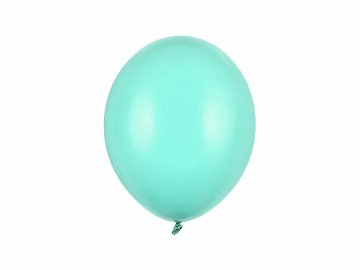 Strong Balloons 27cm, Pastel Light Mint (1 pkt / 100 pc.)