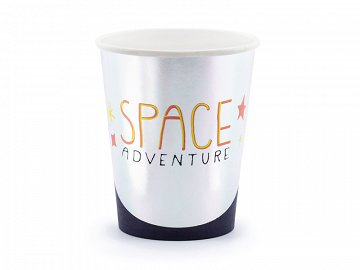 Cups Space Party, 200ml (1 pkt / 6 pc.)