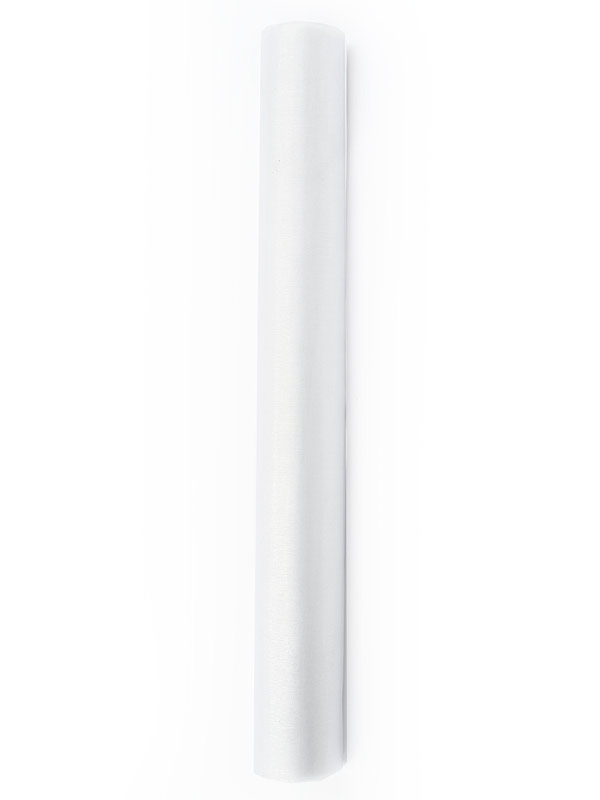 Organza biela 36cm 12ks