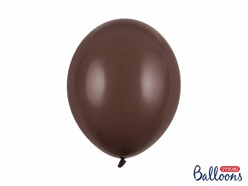Strong Balloons 30cm, Pastel Cocoa Brown (1 pkt / 10 pc.)