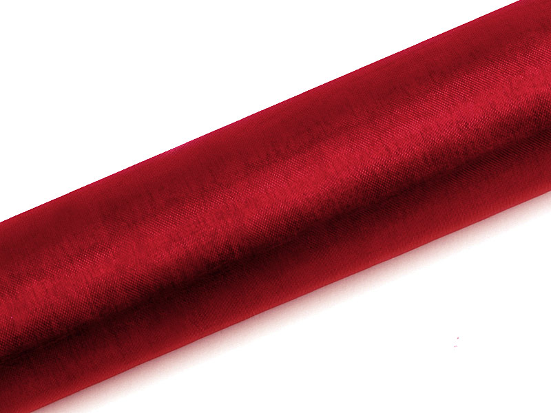 Organza červená 16cm