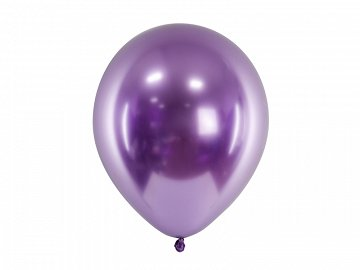Balony Glossy 30cm, fiolet (1 op. / 50 szt.)