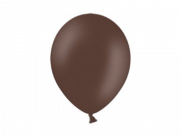 Balony 5'', Pastel Cocoa Brown (1 op. / 100 szt.)