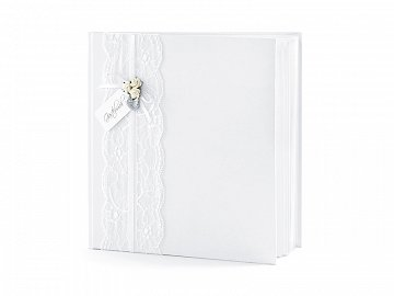 Guest Book – 20,5 x 20,5 cm, 22 pages