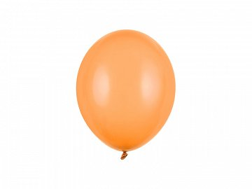 Balony Strong 23cm, Pastel Brt. Orange (1 op. / 100 szt.)