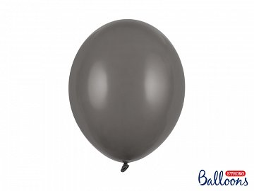 Strong Balloons 30cm, Pastel Grey (1 pkt / 10 pc.)