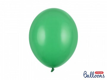 Strong Balloons 30cm, Pastel Emerald Green (1 pkt / 10 pc.)