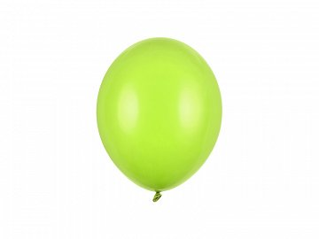 Balony Strong 23cm, Pastel Lime Green (1 op. / 100 szt.)