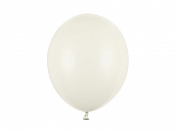 Strong Balloons 30cm, Pastel Light Cream (1 pkt / 100 pc.)