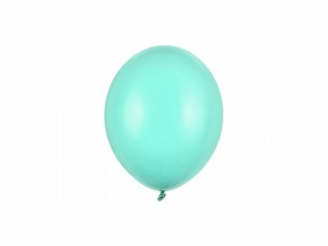 Strong Balloons 12cm, Pastel Light Mint  (1 pkt / 100 pc.)