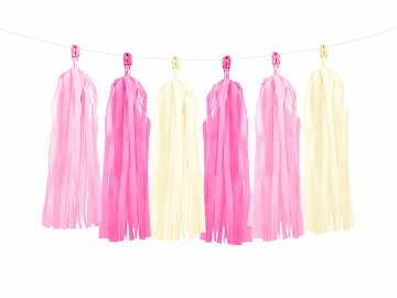 Tassel garland, mix
