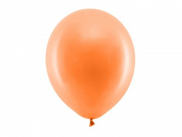 Rainbow Balloons 30cm pastel, orange (1 pkt / 100 pc.)