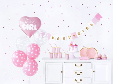 Party decorations set - It's a girl