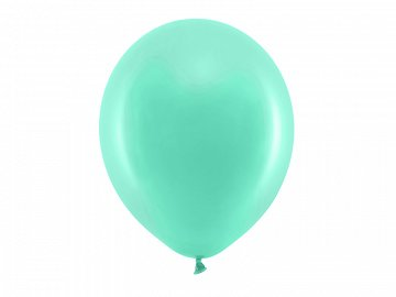 Rainbow Balloons 30cm pastel, mint (1 pkt / 100 pc.)