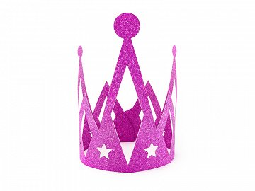 Crown Princess, dark pink (1 ctn / 50 pc.)