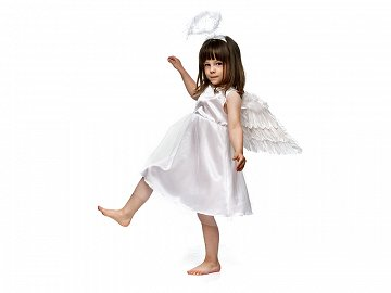 Dress with tulle Angel, 6-8 years