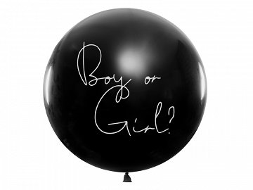 Balloon Gender Reveal  - Girl, 1m
